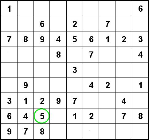 Sudoku oplossen